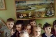 Экскурсия в мини-музей детского сада