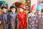 1 марта прошло интегрированное занятие         «С днём рождения Забайкальский край»