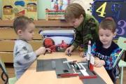 В группе прошла неделя по ознакомлению детей с профессиями взрослых